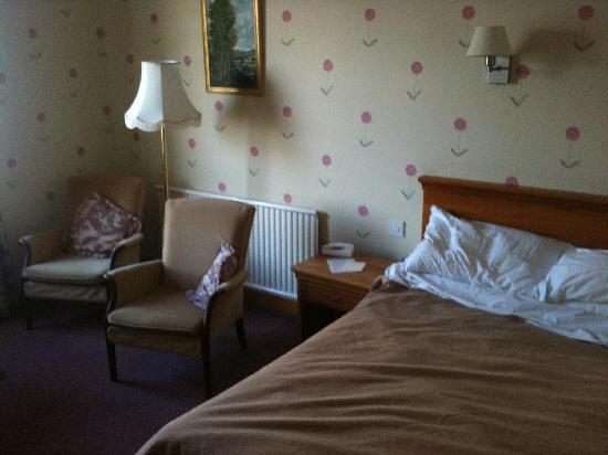 North West Castle Hotel: Retirement style chairs