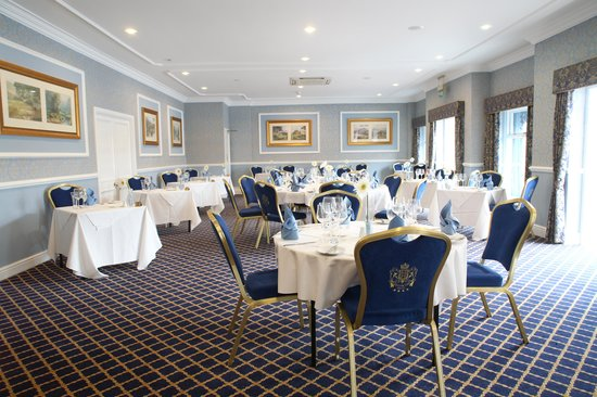 Regency Restaurant at the Carlton Park Hotel