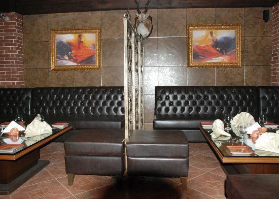 Celeste' Restaurant and Cafe': Cafe area