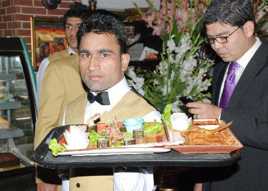 Celeste' Restaurant and Cafe': Sushi!
