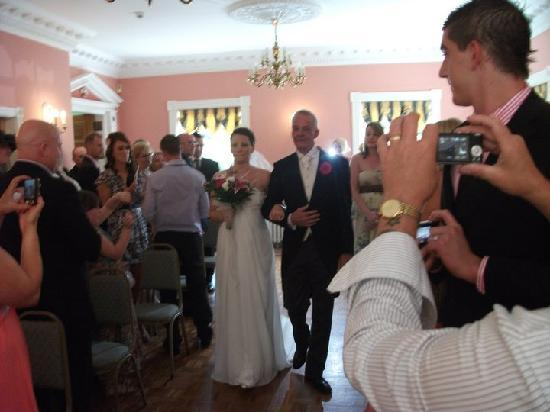 Elme Hall Hotel: Our happy day