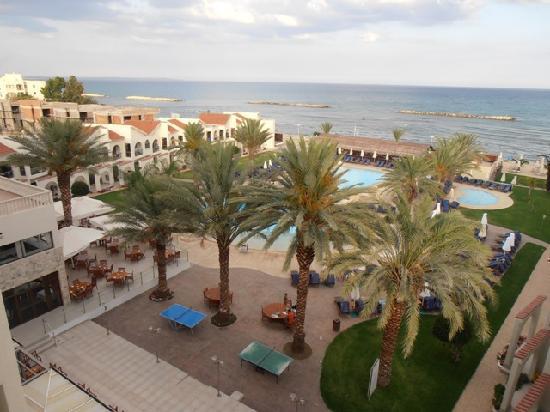 Princess Beach Hotel: widok z pokoju
