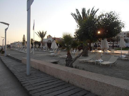 Princess Beach Hotel: plaża