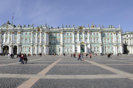 The famous eremitage foto di san pietroburgo russia - San pietroburgo russia luoghi di interesse ...