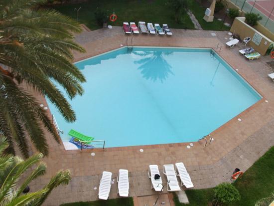 La piscina infaltil picture of jardin del atlantico for Apartamento jardin del atlantico