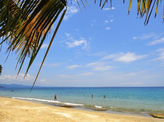 Hotel Pura Vida: Strand Punta Uva