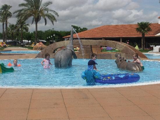 Relax Pool  Photo De Camping  Resort Sanguli Salou Salou