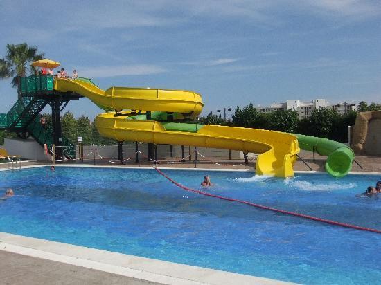 Happy Pool  Photo De Camping  Resort Sanguli Salou Salou