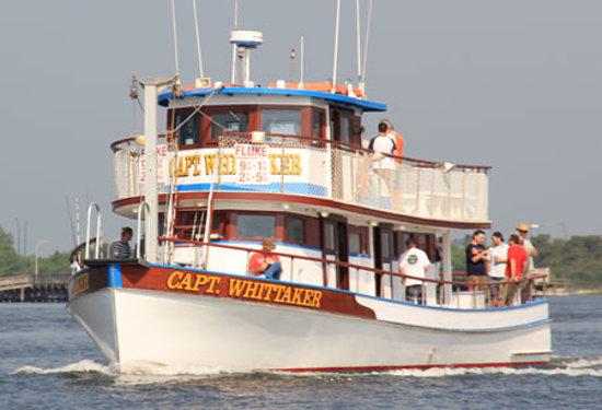 Captain whittaker 65 39 fishing boat babylon ny top tips for Fishing boats nyc