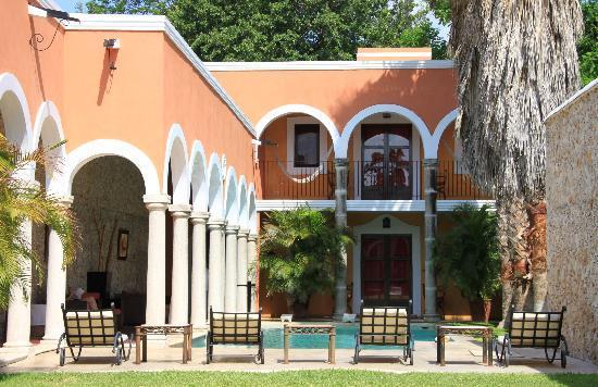 Hotel Hacienda Merida: Hotel 2