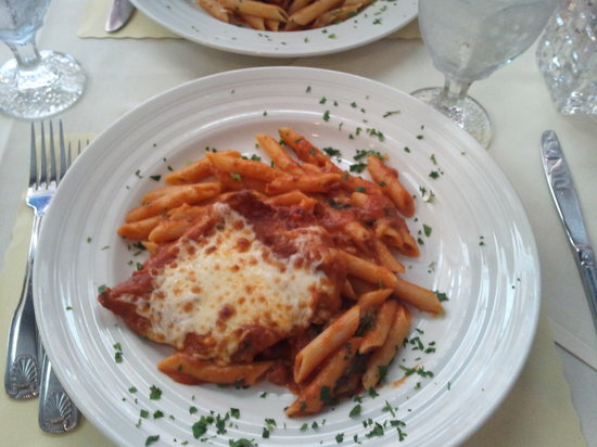 Photo of Italian Restaurant La Summa at 30 Fleet St, Boston, MA 02113, United States