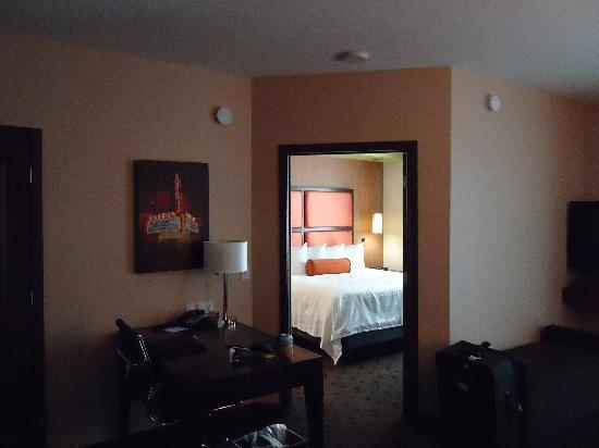 HYATT House San Jose/Silicon Valley: one bedroom suite