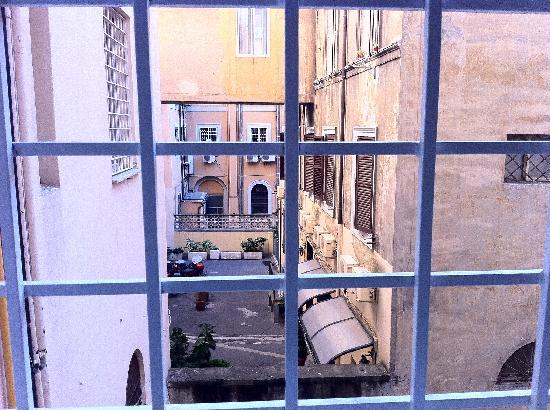 Hotel Acropoli : The view