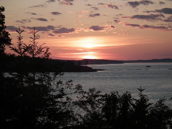 Campobello Island, Canada : Gorgeous sunsets!