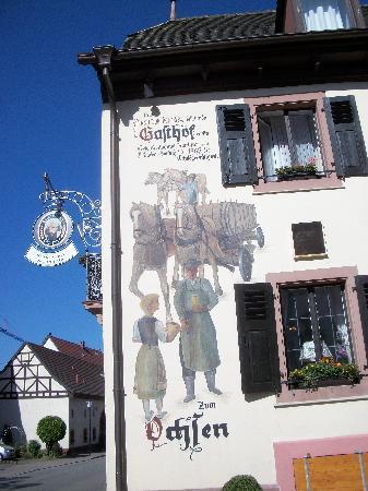 Hotel Gasthof zum Ochsen: Typique