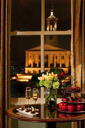 Hermitage Hotel: View of the Capitol Building