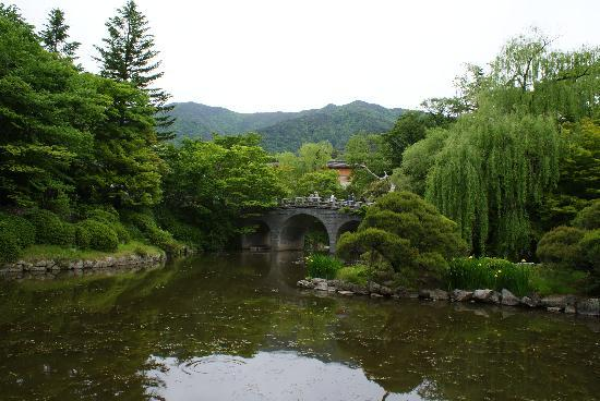 Gyeongju, Sydkorea: Bulguksa