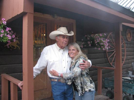 Wilderness Trails Ranch: The Roberts the Owners they are Great !!
