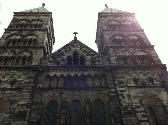 Lund, Sweden: The cathedral