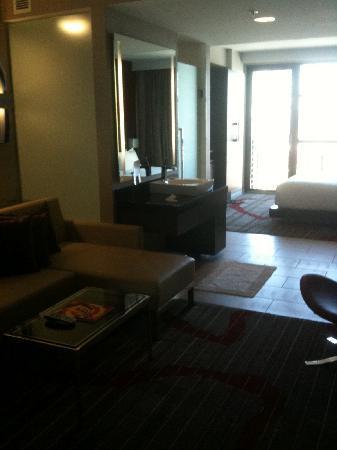 Hard Rock Hotel San Diego: view #1 of my room