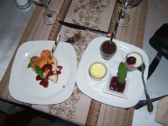 Delphin Palace Hotel: Italian Al a Carte