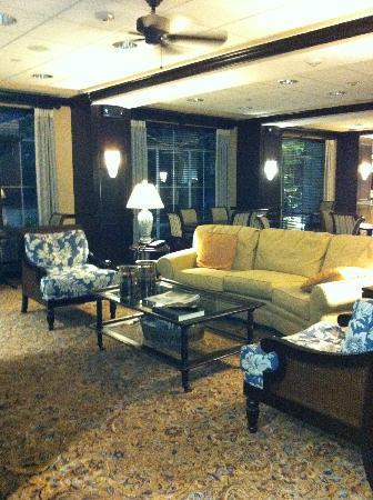 هامبتون إن موريلز إنلت/ميرتل بيتش إريا: hotel lobby