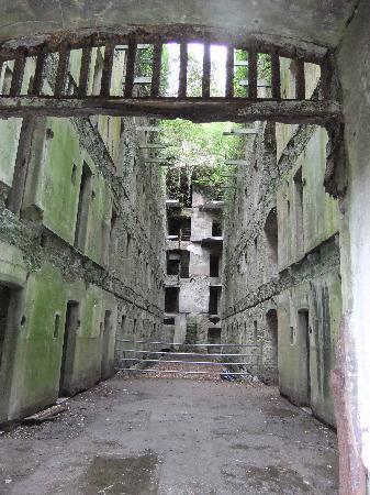 Bodmin Jail: prison