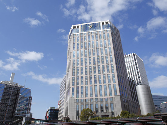 Yokohama Bay Sheraton Hotel and Towers : ホテル概観