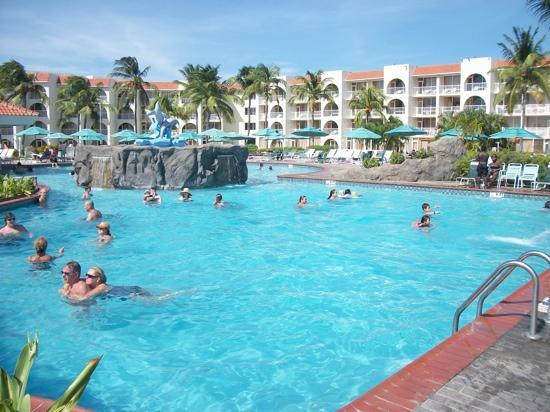 La Cabana Beach Resort Pool