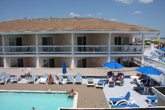 White Sands Oceanfront Resort Spa Private Balcony 200 Building
