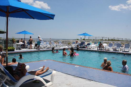 Pool 2 picture of white sands oceanfront resort spa for Pool show new jersey