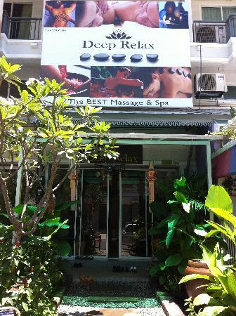 Deep Relax Thai Massage & Spa : Deep Relax Chiang Mai