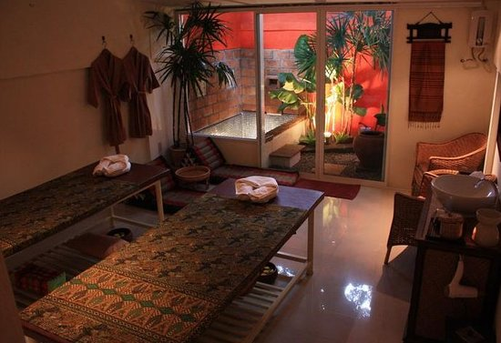 Deep Relax Thai Massage & Spa : Our Deep Relax Spa Villa Grande