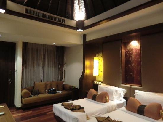 Marina Phuket Resort: Jungle room
