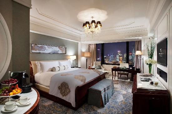 Waldorf Astoria Shanghai on the Bund: Deluxe River Room