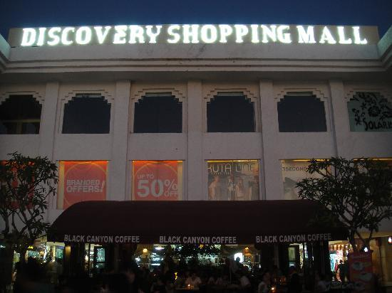 Discovery Shopping Mall: The Mall
