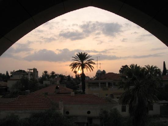 Averof Hotel : view from balcony
