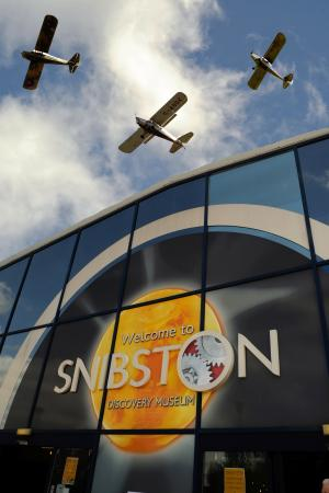 Snibston Discovery Museum and Country Park