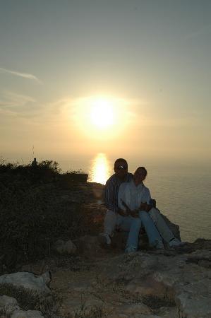 Hotel Sole : tramonto a Lampedusa