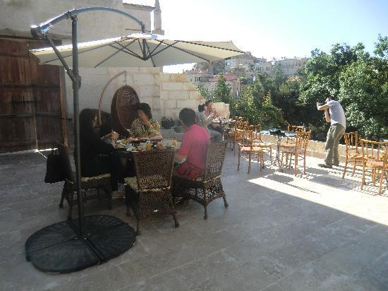 Urgup Kaya Hotel: my family