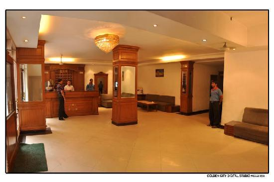 Hotel Queensland: Lobby