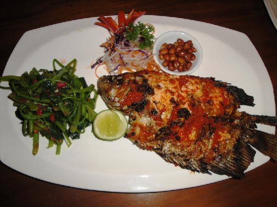 Piduh: Fish BBQ