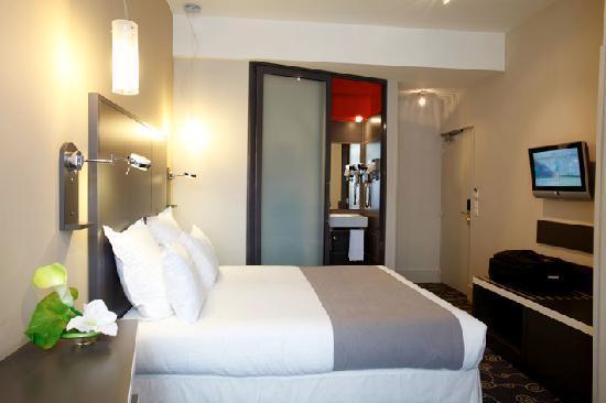 Chambre contemporaine sup rieure photo de best western grand hotel francais bordeaux for Chambre comtemporaine