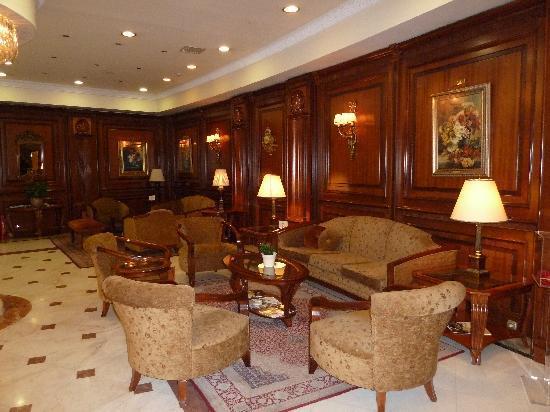 Electra Palace Thessaloniki: le lobby