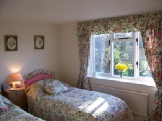 Weir Cottage: Twin Room