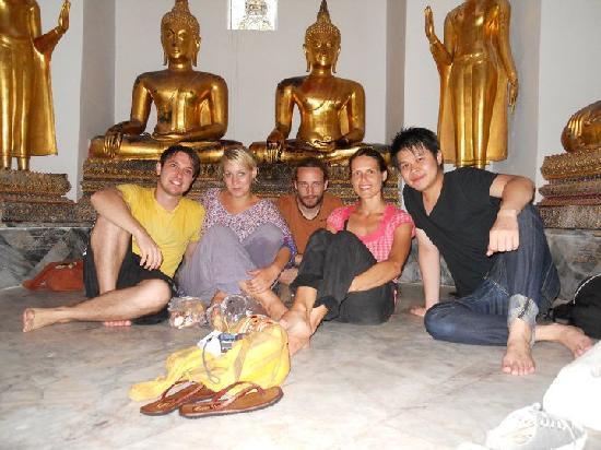 Niras Bankoc Cultural Hostel: Wat Po