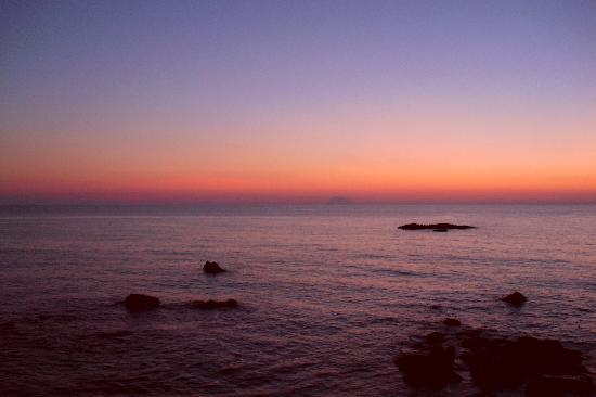 Hotel Villaggio Roller Club: tramonto