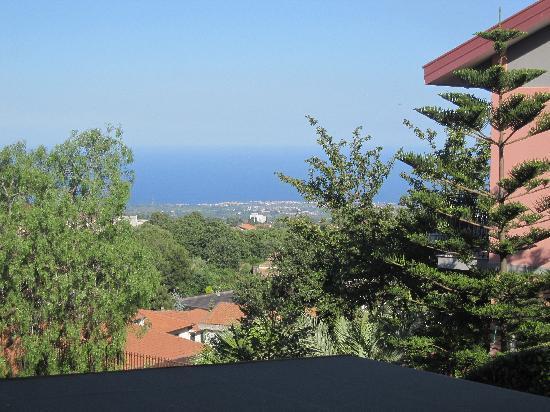 Villa Hirschen: circa 600 m di quota sul mare