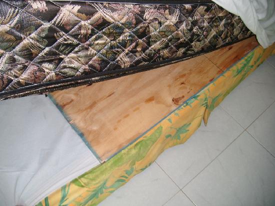 Solymar Cancun Beach Resort: Quality of bed