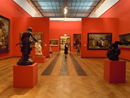 National Museum in Warsaw: Muzeum Narodowe, Warsaw, Poland
